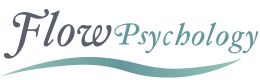 Flow Psychology Mobile Logo