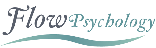 Flow Psychology Mobile Retina Logo