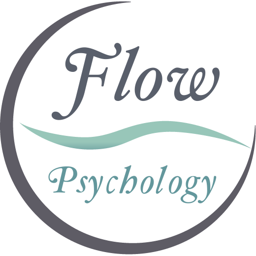 Flow Psychology Retina Logo